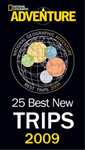 national geographic best trips 2009