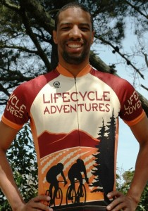 LifeCycle Adventures Cycling Jersey