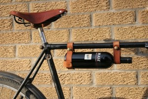 Bike Tour Wine Holder