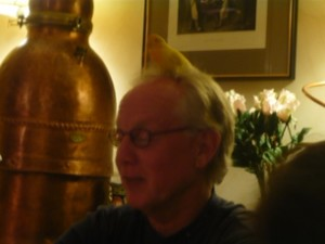 Chef Jacques' Bird on Tom's Head - McMinnville, Oregon