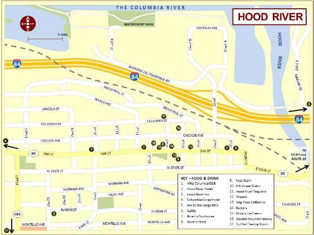 Hood River Town Plan