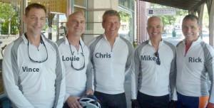 Sonoma Bike Tour - Chris Brew