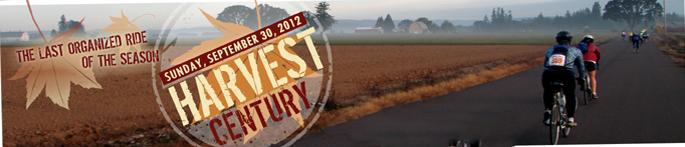 Harvest Century 2012