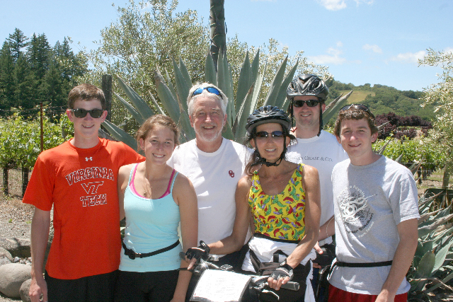 Bike Tours for Families