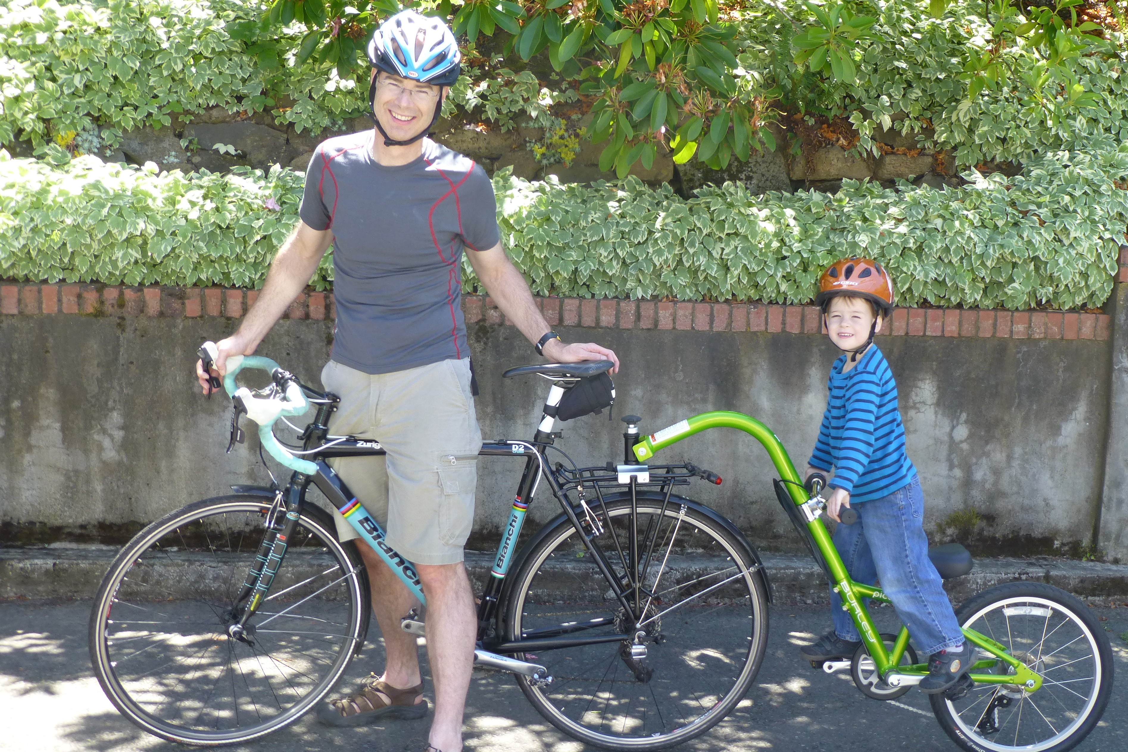 Bike Tours for Families with Young Children