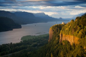 Columbia River Gorge Biking