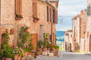 Self Guided Tuscany Bike Tour