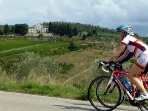 Tuscan Cycling from Siena to Rada