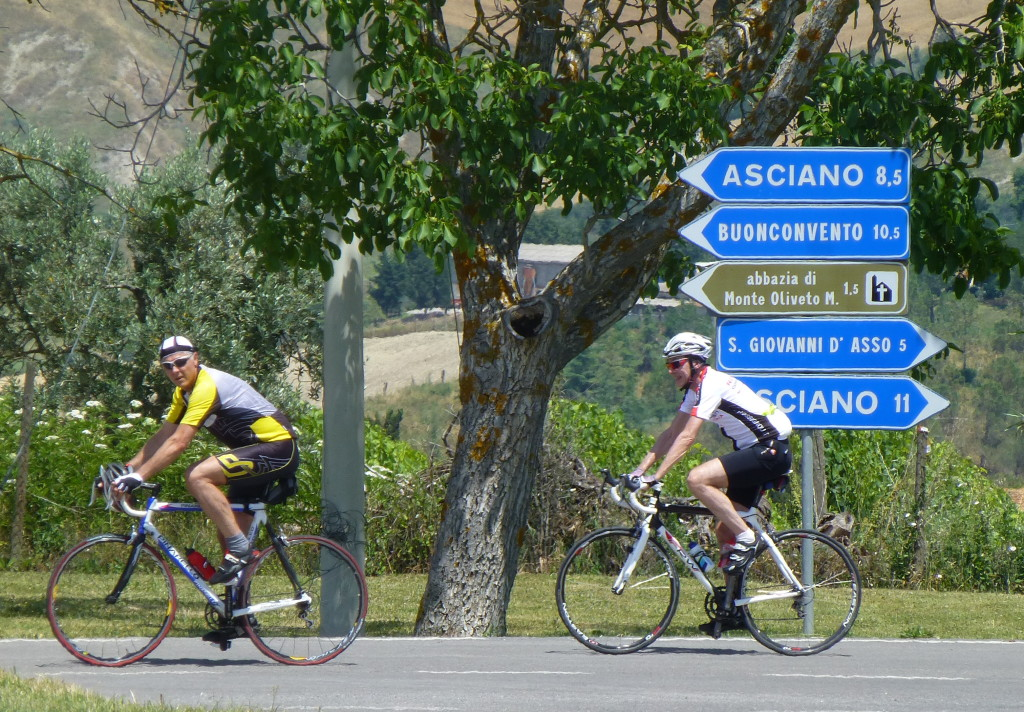 LifeCycle Adventures in Tuscany, Italy