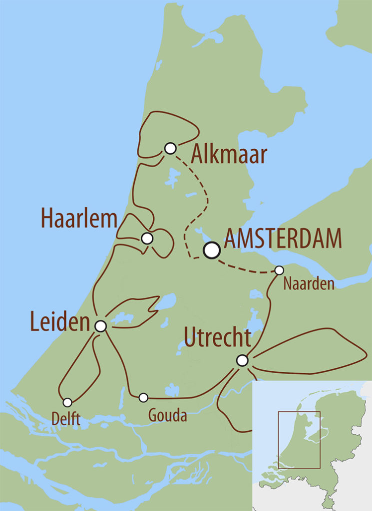 Holland Bike Tours | Custom Cycling Tours & Vacations in ...